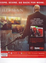 Hitman: Sniper Challenge Revealed In Game Informer