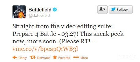 'Battlefield 4' trailer gets dated, teaser'd