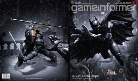 'Batman: Arkham Origins' unveiled