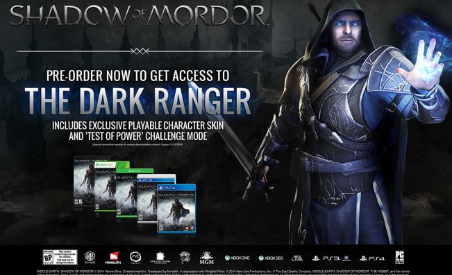 Middle-Earth: Shadow of Mordor gets release date, story trailer