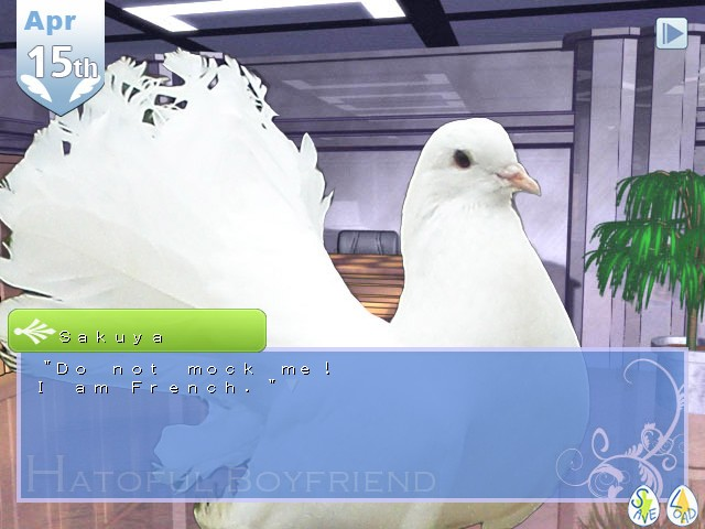 Hatoful Boyfriend is getting an English translation
