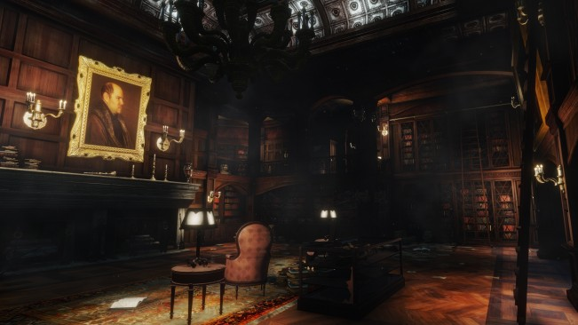 Killing Floor 2's new 'Manor' map