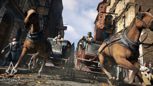 Assassin's Creed Syndicate Revealed