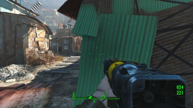 Fallout 4 has a cover system you probably didn't know about