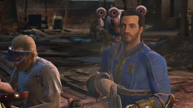 Fallout 4 gets the beta patch treatment