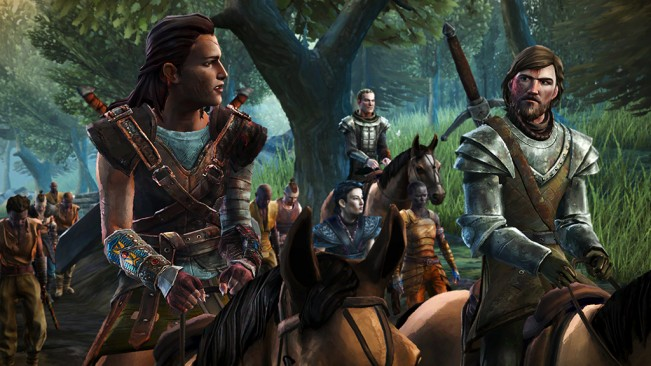 Telltale confirms Game of Thrones Season 2