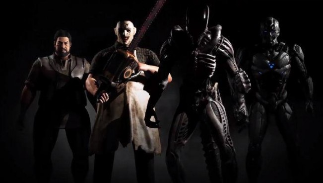 New Mortal Kombat X DLC characters unveiled