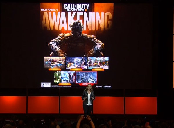 The first Call of Duty: Black Ops III DLC is coming in early 2016