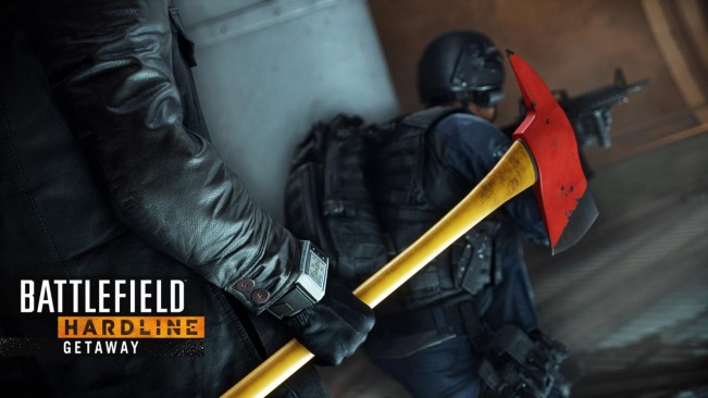 Battlefield Hardline getting new 'Getaway' DLC