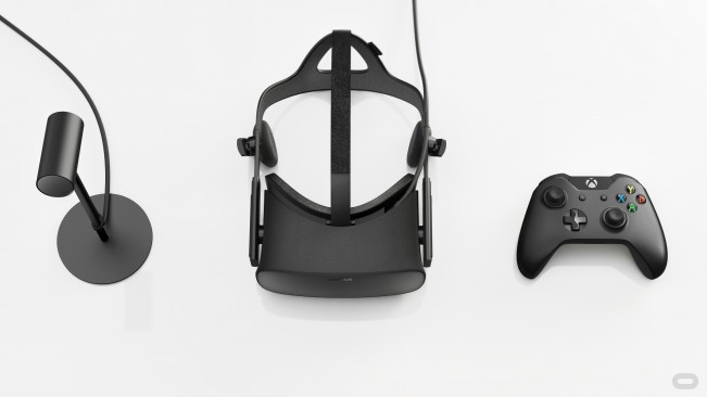 Oculus Rift Pre-orders Begin Tomorrow