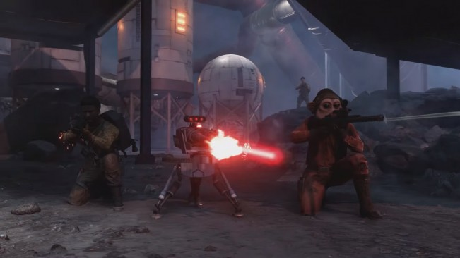 Star Wars Battlefront Outer Rim gameplay trailer released