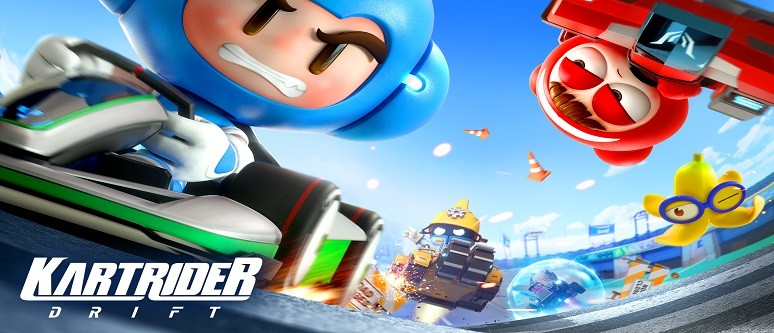 KartRider: Drift Closed Beta starts in December - News