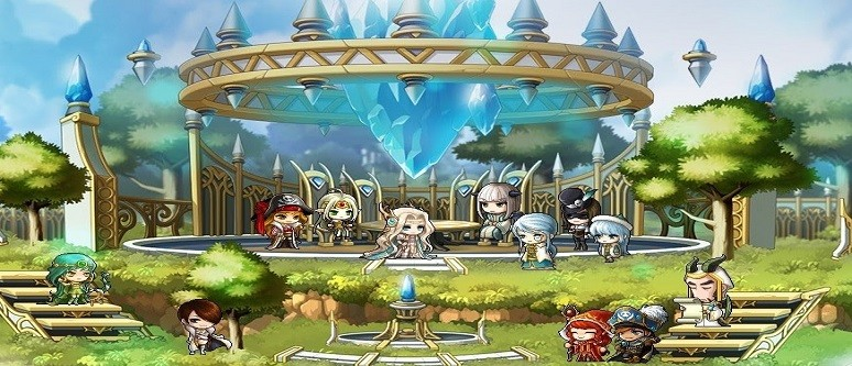 New update for Maple Story: Glory - News