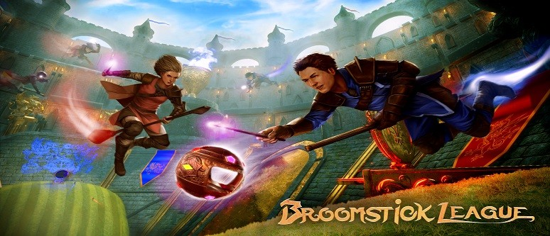 Broomstick League available on Steam - News