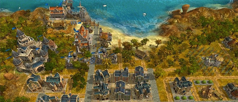 Anno History Collection announced - News