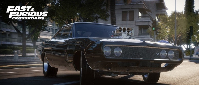 Gameplay revealed for Fast & Furious Crossroads - News