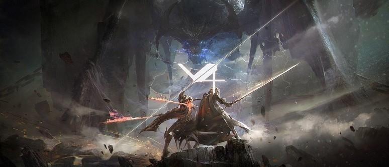 Cross platform MMORPG, V4 launches worldwide - News