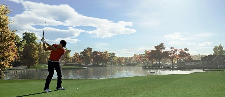 Shooter McGavin hits the virtual course once again - News