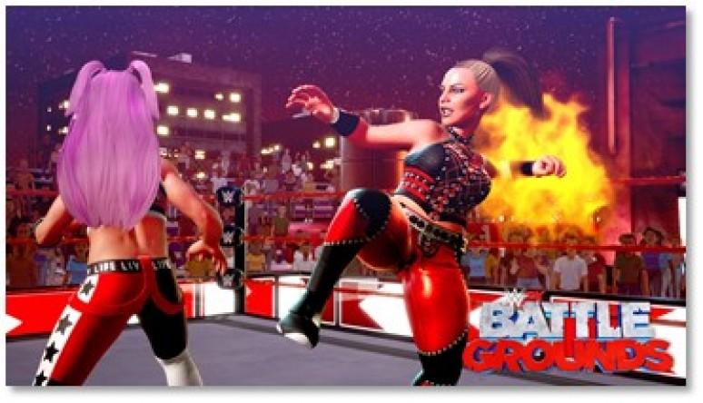 Chyna and Mark Henry Headline Fourth WWE 2K Battlegrounds Roster Update - News