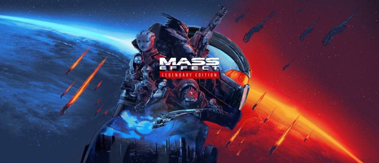 Mass Effect Legendary Edition Launches May 14 - News