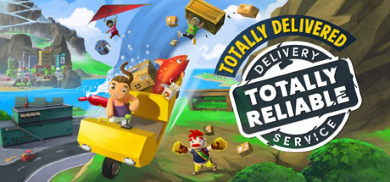 Totally Reliable to be Totally Delivered on Steam! - News