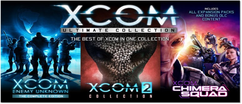 XCOM: Ultimate Collection Is Now Available - News