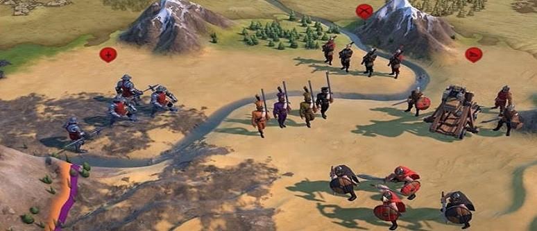 Civilization VI - April Update - News