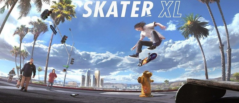 SkaterXL launches Multiplayer Free Skate Mode - News