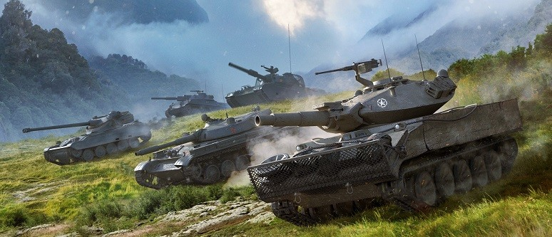 World of Tanks launches on Steam - News