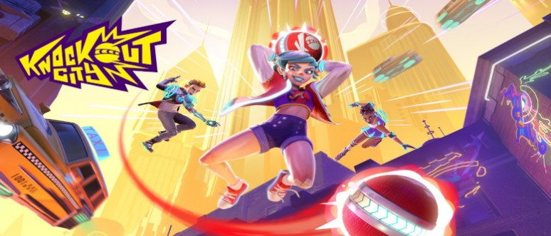Electronic Arts Releases Knockout City! - News
