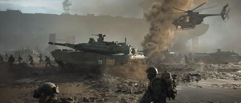 Next Generation Battlefield Launching Worldwide - News