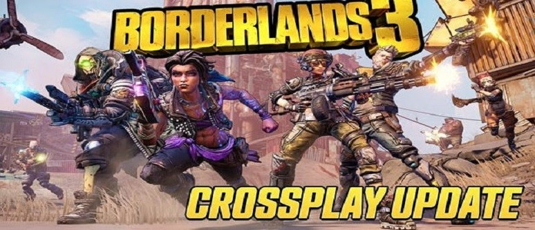 Borderlands 3 gets Crossplay with consoles - News