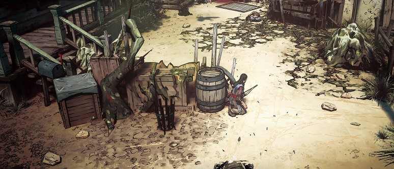 Weird West saddles up for PC in Fall - News