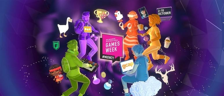 Melbourne International Games Week schedule announced - News