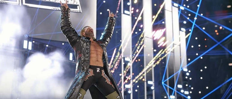 WWE 2K22 announced for March 2022 - News