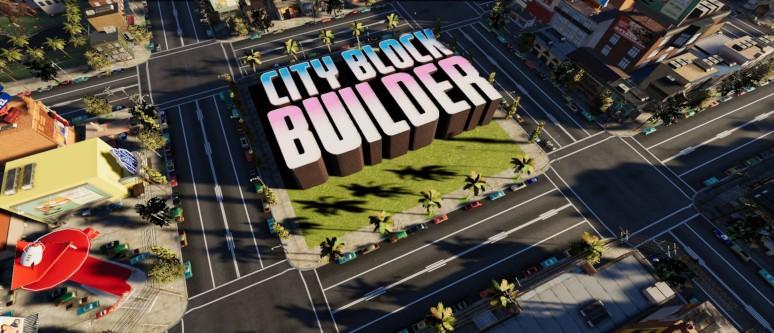 1950s LA City Block Builder  - News