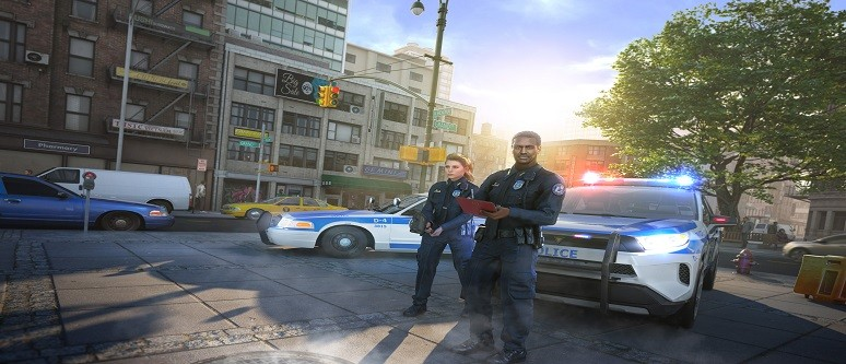 Police Simulator: Patrol Officers adds Multiplayer - News