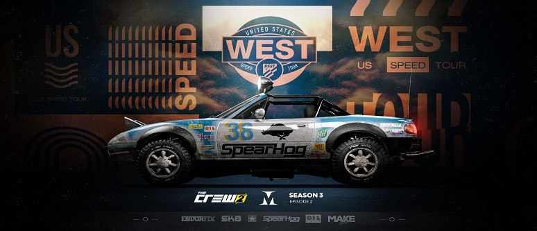 The Crew 2 hits the West Coast of USA - News