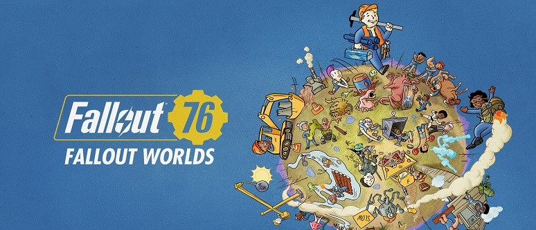 Fallout Worlds available today for Fallout 76 - News