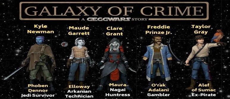 PAX Aus Online announces Galaxy of Crime RPG - News