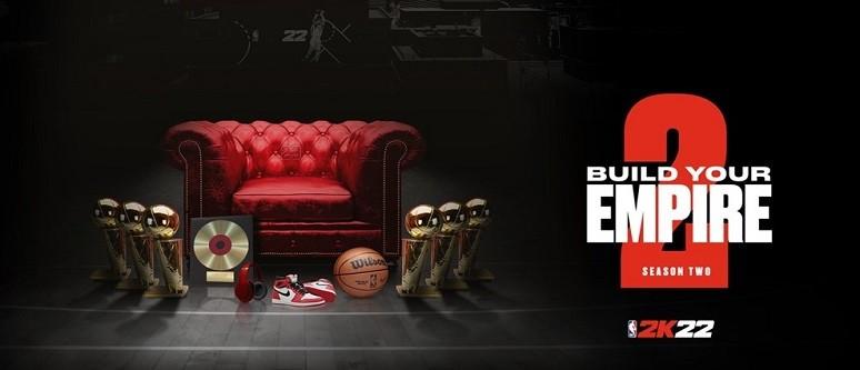 NBA2K22 Season 2: �Build Your Empire� Kicks Off October 22 - News