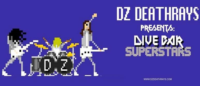 Brisbane dance-punk band DZ Deathrays announces debut video game Dive Bar Superstars - News