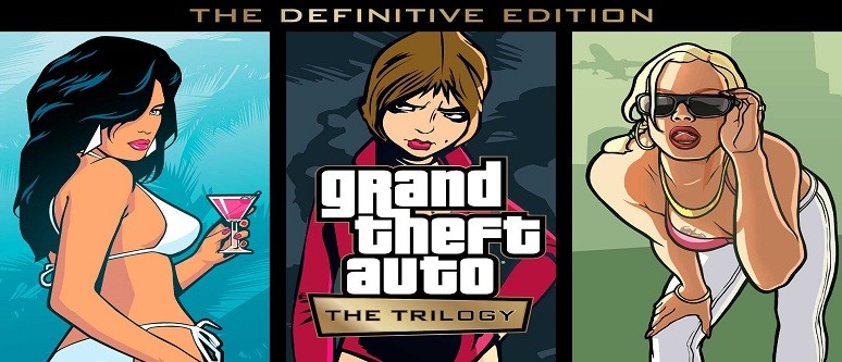 Grand Theft Auto: The Trilogy � The Definitive Edition announced - News