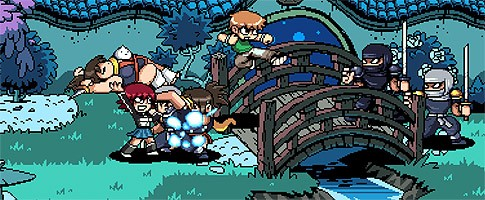 Scott Pilgrim Game Actually Looks Good