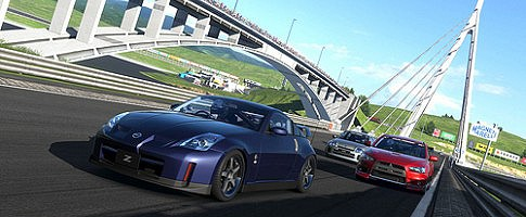 You Could Get In Gran Turismo 5's Credits
