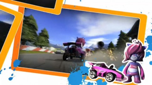 ModNation Racers Update Detailed
