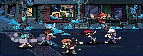 Scott Pilgrim vs the World Launch trailer