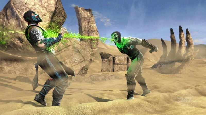 mortal kombat 9 characters ps3. in Mortal Kombat titles.