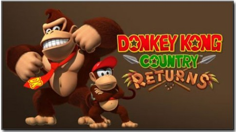 Donkey Kong Country Returns Pre-Order Bonuses