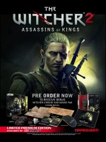 The Witcher 2 Premium Edition EB exclusive